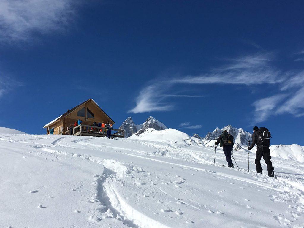 Ski in Svaneti