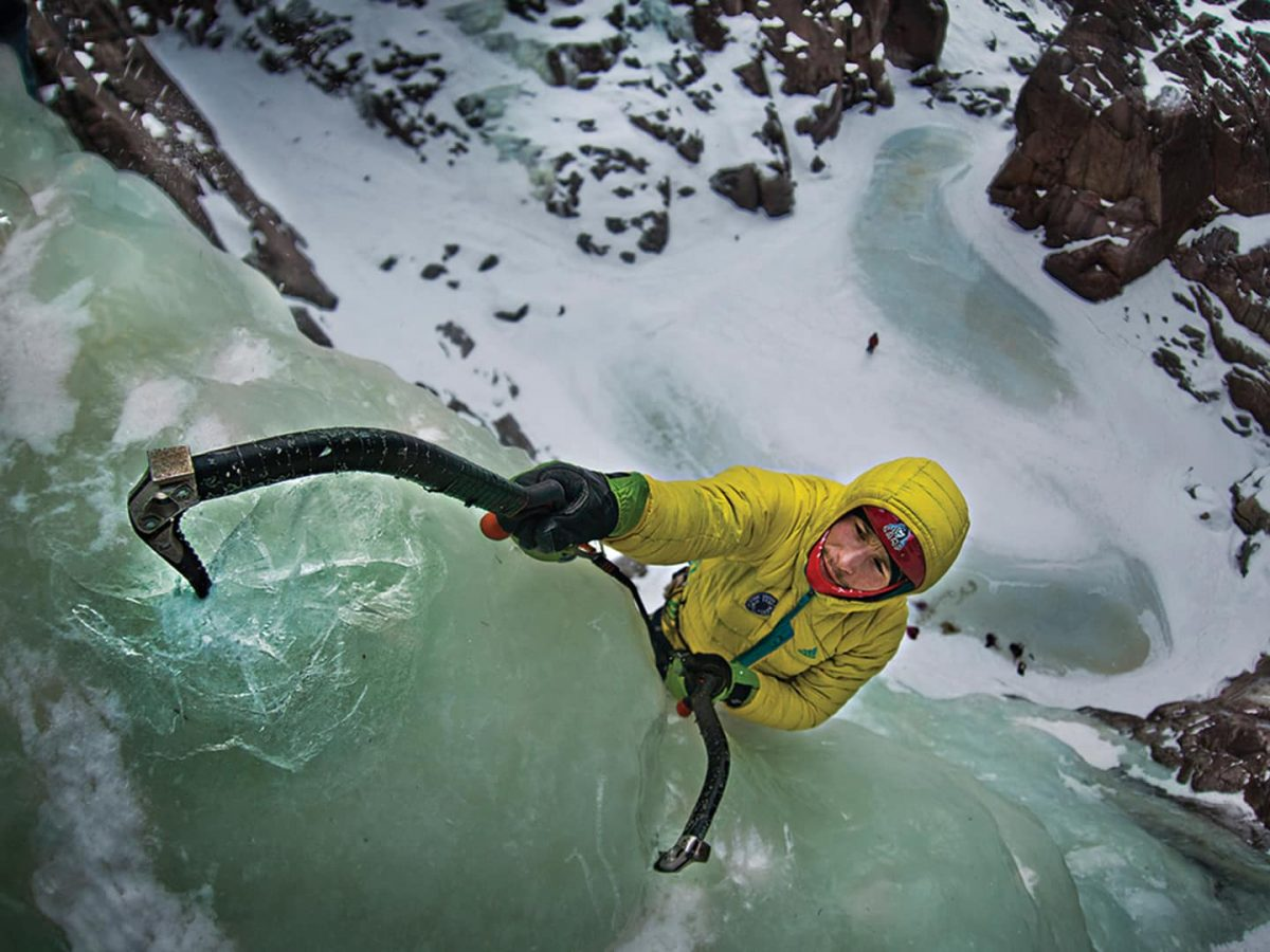 Ice climbing in Norway: What are the Best Spots?