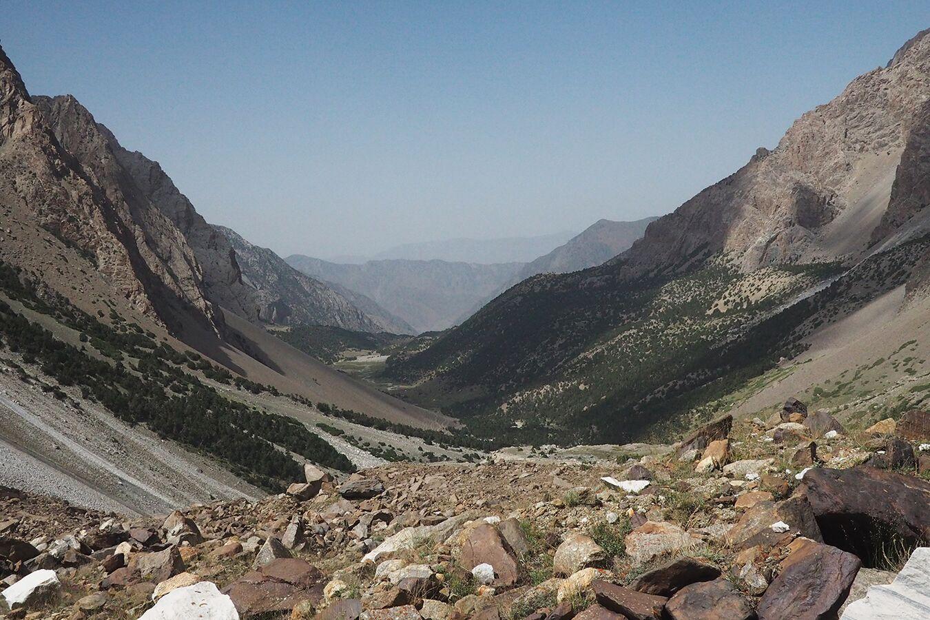 "12-day ""Asian Patagonia"" trek in Kyrgyzstan, from Bishkek"