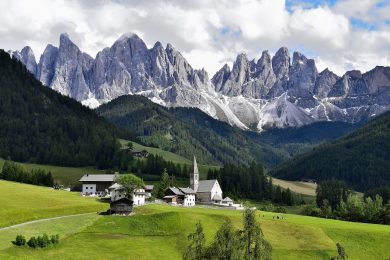 Italy Mountain Guides-