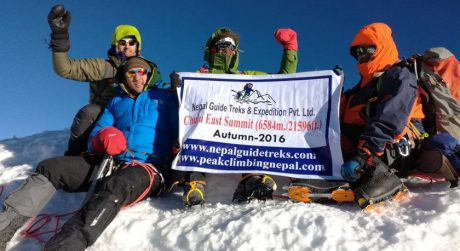 Nepal Guide Treks and Expeditions
